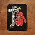 Black Sabbath - Patch - Black Sabbath - vintage patch