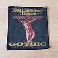 Paradise Lost - Gothic - patch