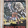 Iron Maiden - Other Collectable - Iron Maiden - Number Of The Beast - poster