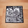 Bolt Thrower - In Battle There Is No Law - patch