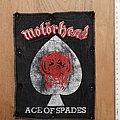 Motörhead - Patch - Motörhead - Ace Of Patch - small backpatch