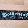 Motörhead - Overkill - superstrip patch