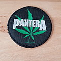 Pantera - sweet leaf - patch