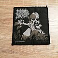 Morbid Angel - Patch - Morbid Angel - Leading The Rats - patch