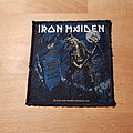 Iron Maiden - Patch - Iron Maiden - The Reincarnation Of Benjamin Breeg - patch
