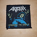 Anthrax - patch for Amatarex