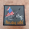 Running wild - Little Big Horn - vintage patch