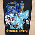 Death - Patch - Death - Spiritual Healing - backpatch