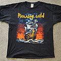 Running Wild - TShirt or Longsleeve - Running wild - Under Jolly Roger - T-Shirt XL