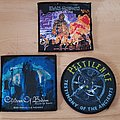 Children Of Bodom + Iron Maiden + Pestilence - patches