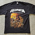 Helloween - Walls Of Jericho - T-Shirt XL