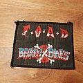 Broken Bones - FOAD - patch