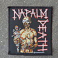 Napalm Death - Utopia Banished - patch