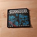Holy Moses - Patch - Holy Moses - Finished With The Dogs - vintage patch