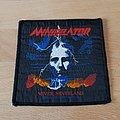 Annihilator - Never Neverland - vintage patch