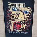 Pestilence - Patch - Pestilence - Consuming Impulse - backpatch