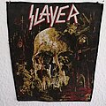 Slayer - Patch - Slayer - South Of Heaven - backpatch