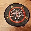Slayer - Pentagram - patch