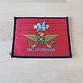 W.A.S.P. - The Last Command - vintage patch
