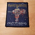 Iron Maiden - Patch - Iron Maiden - Can I Play With Madness - vintage patch