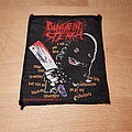 Pungent Stench - Dirty Rhymes - vintage patch