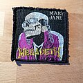 Megadeth - Patch - Megadeth - Mary Jane - patch