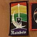 Rainbow - vintage patch