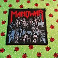 Manowar - Patch - Manowar - Fighting The World - patch