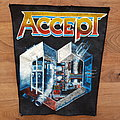 Accept - Metal Heart - backpatch
