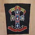 Guns N' Roses - Patch - Guns N Roses - Appetite For Destruction - backpatch