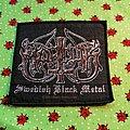 Marduk - Patch - Marduk - Swedish Black Metal - patch