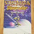 Stratovarius - Other Collectable - Stratovarius, Rhapsody, Sonata Arctica - tour poster