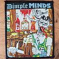 Dimple Minds - Patch - Dimple Minds - Durstige Männer - patch