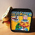 Helloween - Patch - Helloween - I Want Out - printed patch