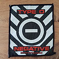 Type O Negative - Slow, Deep and Hard - patch