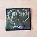 Obituary - World Demise - patch