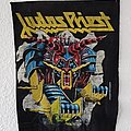 Judas Priest - Patch - Judas Priest - Defenders Of The Faith - backpatch