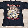 Running Wild - TShirt or Longsleeve - Running wild - Black Hand Inn - T-Shirt XL