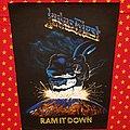 Judas Priest - Ram It Down - vintage backpatch