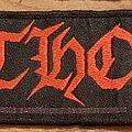 Bathory - Patch - Bathory - logo - superstrip patch