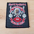 Iron Maiden - The First Ten Years - patch