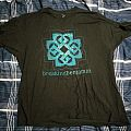 Breaking Benjamin 2018 tour shirt