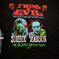 Twins Of Evil Second Coming Tour shirt