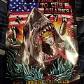 Feed Her to the Sharks Trump poster signed Other Collectable