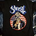 Ghost 2013 US tour shirt
