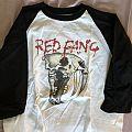 Red Fang - baseball shirt XL