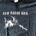 Raw Radar War - TShirt or Longsleeve - Raw Radar War - L