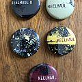 Keelhaul - Pin / Badge - Keelhaul - pins