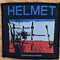 Helmet - Patch - Helmet - 1993 patch