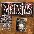 Melvins - Pin / Badge - Melvins - clown pin/sticker/fridge magnet set